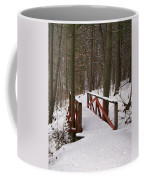 Winter Crossing Coffee Mug