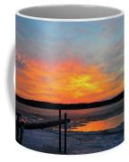 Winter Docks Coffee Mug