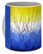 Winter Dogwood Coffee Mug