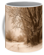 Winter Dream Coffee Mug by Carol Groenen