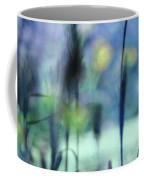 Winter Dreams Abstract Coffee Mug