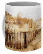Winter Dune - Jersey Shore Coffee Mug