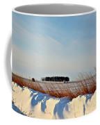 Winter Dunes Coffee Mug