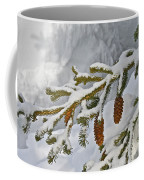 Winter Dusting Coffee Mug