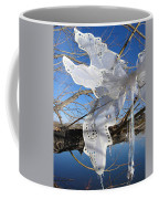 Winter Fairy Wings Coffee Mug