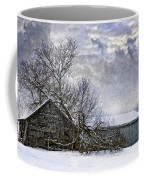 Winter Farm Coffee Mug