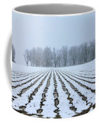 Winter Field Coffee Mug