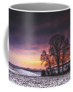 Winter Fields Coffee Mug