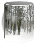 Winter Fog Coffee Mug
