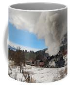 Winter Freight Special Coffee Mug
