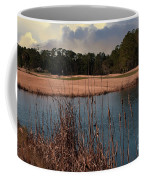 Winter Golfing Coffee Mug