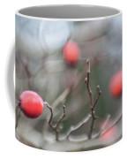 Winter Hawthorn Coffee Mug