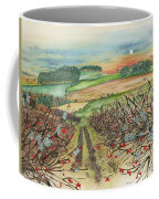 Winter Hedgerow Coffee Mug