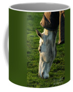 Winter Horse 3 Coffee Mug