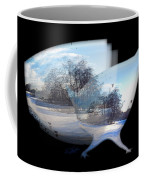 Winter Ice Coffee Mug