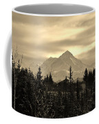 Winter In Black N White Coffee Mug