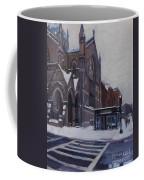 Winter In Boston Coffee Mug