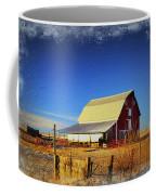 Winter In Floyd Coffee Mug