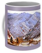 Winter In Grand Junction Coffee Mug