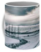 Winter In Iceland Coffee Mug