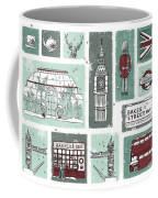 Winter In London Coffee Mug