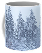 Winter In Maine 2017 Coffee Mug