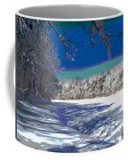 Winter In New England Coffee Mug