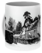 Winter In The Cotswolds Coffee Mug