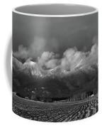 Winter In The Flathead Coffee Mug