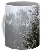 Winter In The Forest Coffee Mug