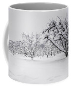 Winter In The Orchard Coffee Mug