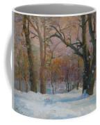 Winter In The Wood Coffee Mug
