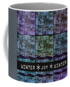 Winter Joy Coffee Mug