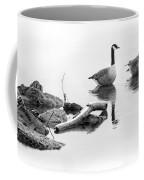 Winter Lake Residents Coffee Mug