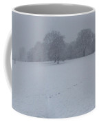 Winter Landscape London Coffee Mug