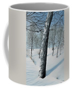 Winter Maple Coffee Mug