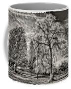 Winter Marches On Polaroid Coffee Mug
