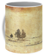 Winter Marsh Coffee Mug