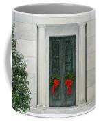 Winter Mausoleum Coffee Mug