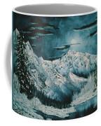 Winter Moon 2 Coffee Mug