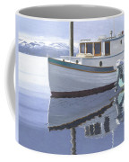 Winter Moorage Coffee Mug