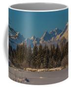 Winter Morning At The Grand Coffee Mug