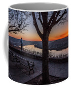 Winter Morning Breath Coffee Mug