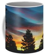 Winter Morning Glory Coffee Mug by Jason Coward