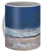 Winter Night Prairie Coffee Mug
