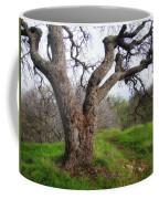 Winter Oak Coffee Mug