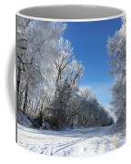 Winter On 210th St. Coffee Mug
