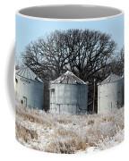 Winter On The Prairie Number 1 Coffee Mug