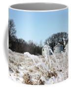 Winter On The Prairie Number 2 Coffee Mug