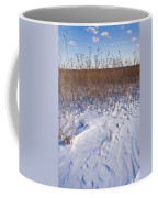 Winter On The Prairie Coffee Mug